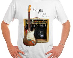 Camiseta Rock - Guitarra - Blues - Rory Gallagher
