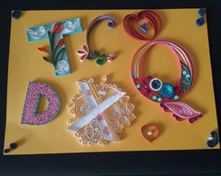 Curso Online Quilling via Video