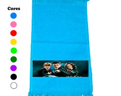 Kit 30 Toalhinhas Personalizadas Harry Potter