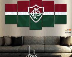 aaf5e797a9 ... Quadros Decorativos Fluminense 63x130mt em Tecido