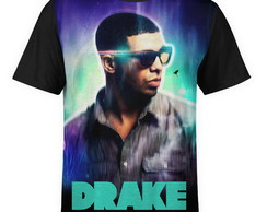 Camiseta masculina Drake Estampa digital md02