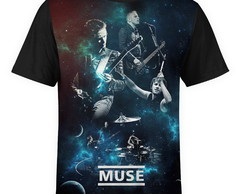 Camiseta masculina Muse Estampa digital md02