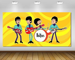PAINÉL BEATLE S BANDA 2X1M - ARQUIVO DIGITAL