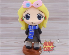 Toy Chibi Luna Lovegood - Harry Potter
