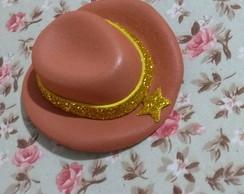 Tubete Chapeu de Cowboy Menino  0efb1ce83e8