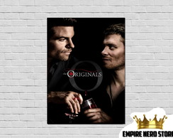 Placa Decorativa The Originals