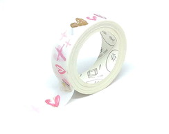 Washi Tape - Love com Foil