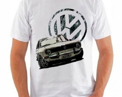 Camiseta Automotiva Gol Quadrado