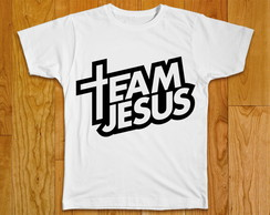 Camiseta Team Jesus