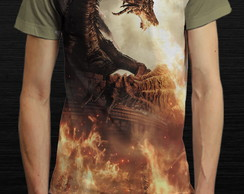 Camiseta Dark Souls Total