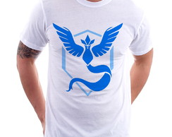 Camiseta Pokémon Team Mystic