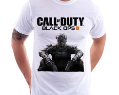 Camiseta Call of Duty Black Ops III