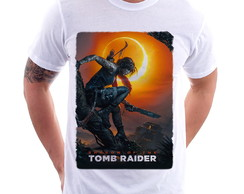 Camiseta Shadow of the Tomb Raider