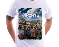 Camiseta Far Cry 5