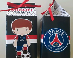 Caixa Milk Paris Saint Germain