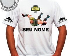 Camiseta Fortnite Camisa ah01669