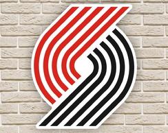 3aee8f371 ... Quadro Decorativo Portland Traill Blazers Nba Basquete