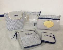 Kit enxoval do bebe de Luxo