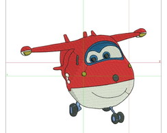 Matriz -Avião - Super Wings