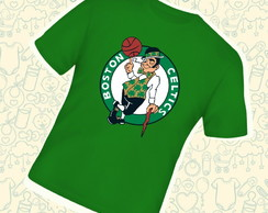 Camiseta Infantil Boston Celtics NBA C128VD