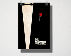 Poster A4 The Godfather