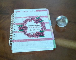 Planner 2019 Lilac Clean