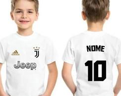 7224e9d79c ... Camiseta Infantil Juventus Italia Personalizada