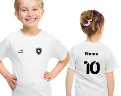 cb6363aeb9 ... Camisa Botafogo Infantil Feminina