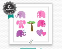 Elefante Desenho Png Elo7