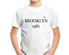 e2ba432939 ... Camiseta Infantil Brooklyn 1982