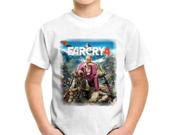 Camiseta Infantil Far Cry 4