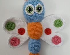 amigurumi borboleta 4 – Meu Mundo de Crochê | 194x244