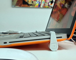 Suporte De Mesa Universal Notebook Macbook Air Pro Laptop 3d