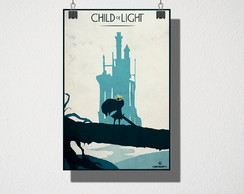 Poster A4 Child of Light