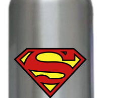 Squeeze De Alumínio 500 ML - Superman