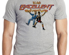 camiseta blusa Bill and Ted
