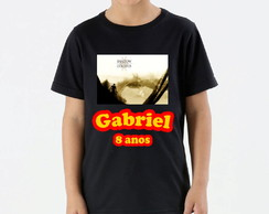 Camiseta Game Shadow of the Colossus