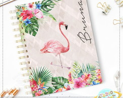 Planner Tropical Flamingo