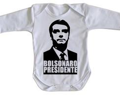 d207555396 ... Body bebê roupa nenê Bolsonaro meu partido é o Brasil