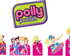 DISPLAY POLLY POCKET