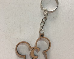 6d2a7c068c08 ... Chaveiro Mickey Inicial