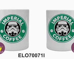 Caneca Star Wars Imperial Coffee