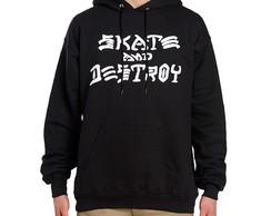 a3483ca6b6 ... Moletom Skate And Destroy Canguru