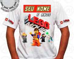 Camiseta Lego Movie ah01257