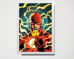 Quadro The Flash renascimento