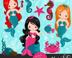 Arquivos PNG - Tema Lovely Mermaid