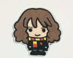 PATCH BORDADO HARRY POTTER - HERMIONE TERMOCOLANTE