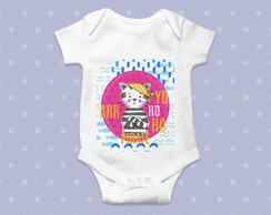 Body Infantil Cat Pirata