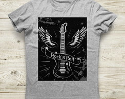 Camiseta Rock N Roll