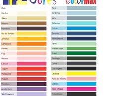 100 Folhas Tipo Color Plus/Color Max